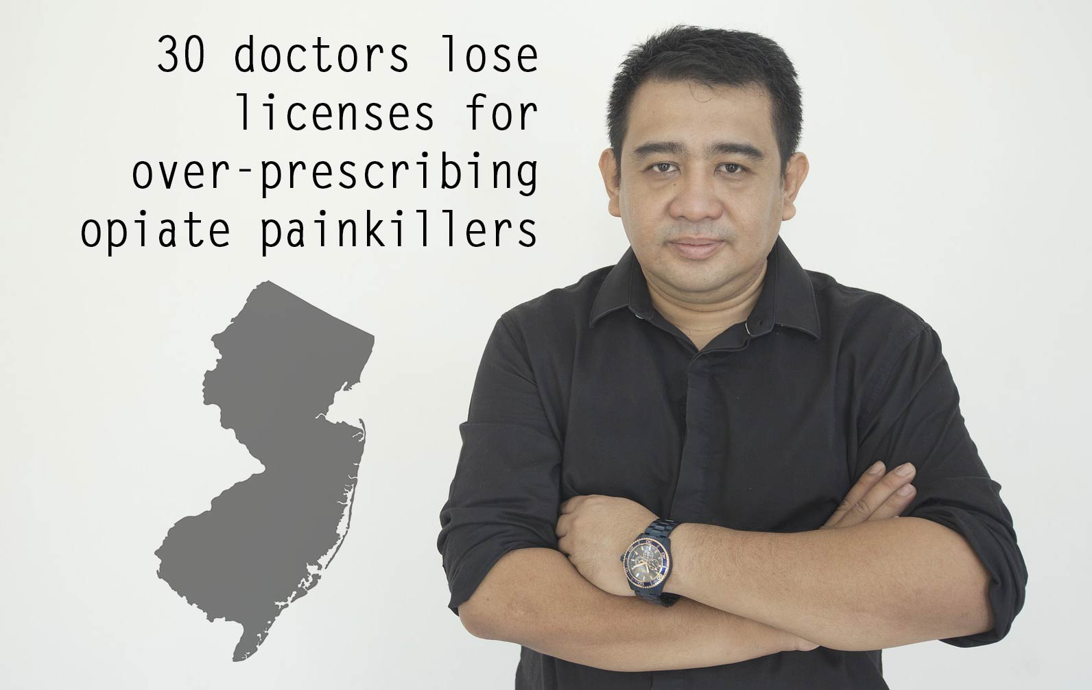 new jersey pain doctors lose license