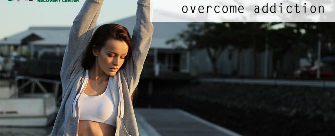 exercise helps overcome addiction