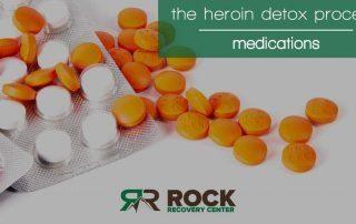 heroin detox medications