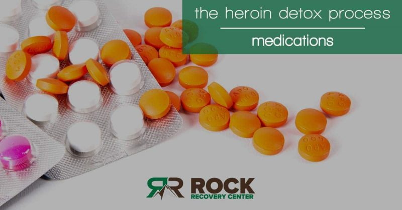 heroin detox medications