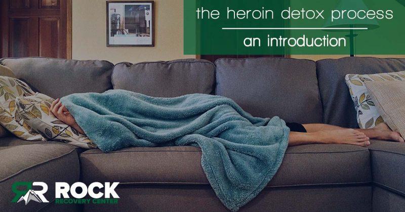 heroin detox process