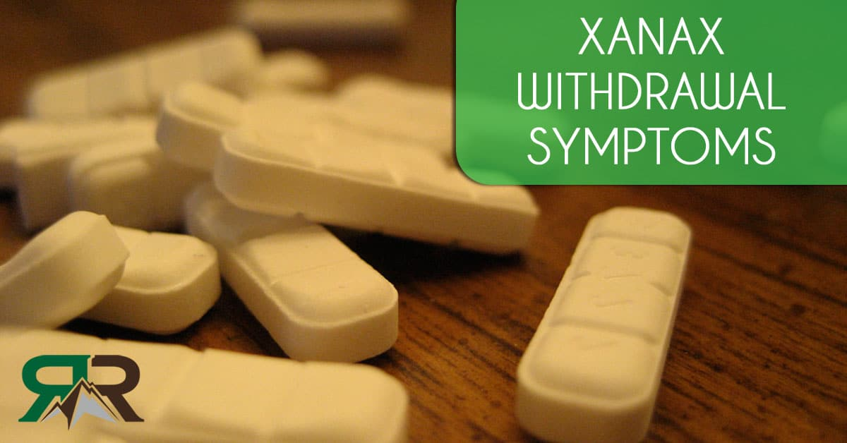 xanax addiction help withdrawal