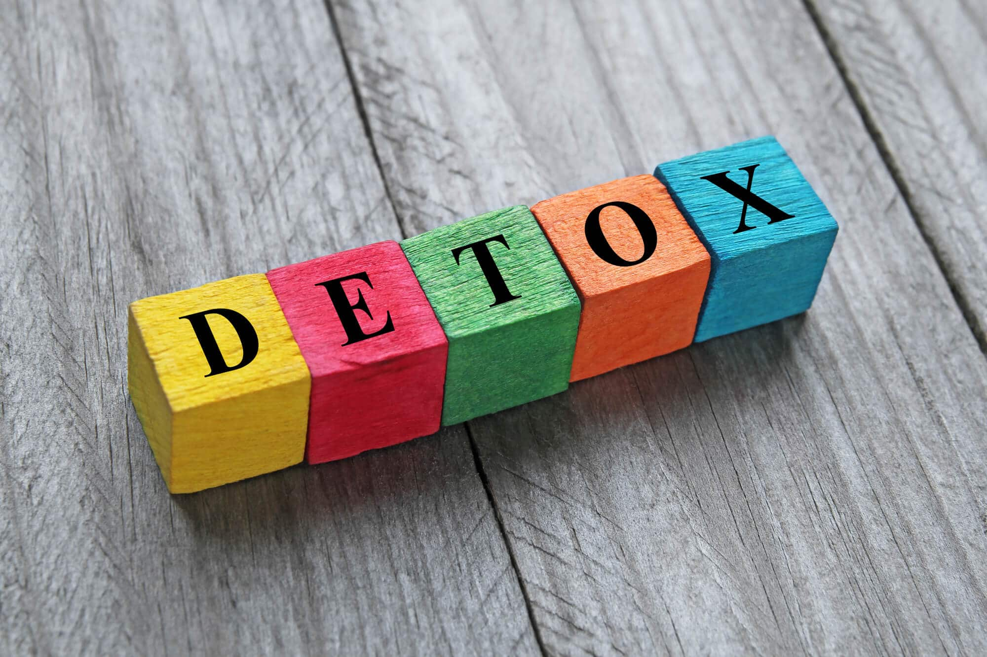 What is detox at south florida addiction center?