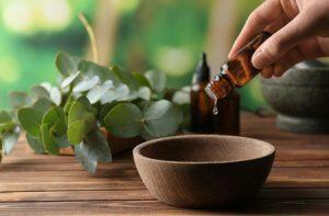 essential oils for alcohol detox